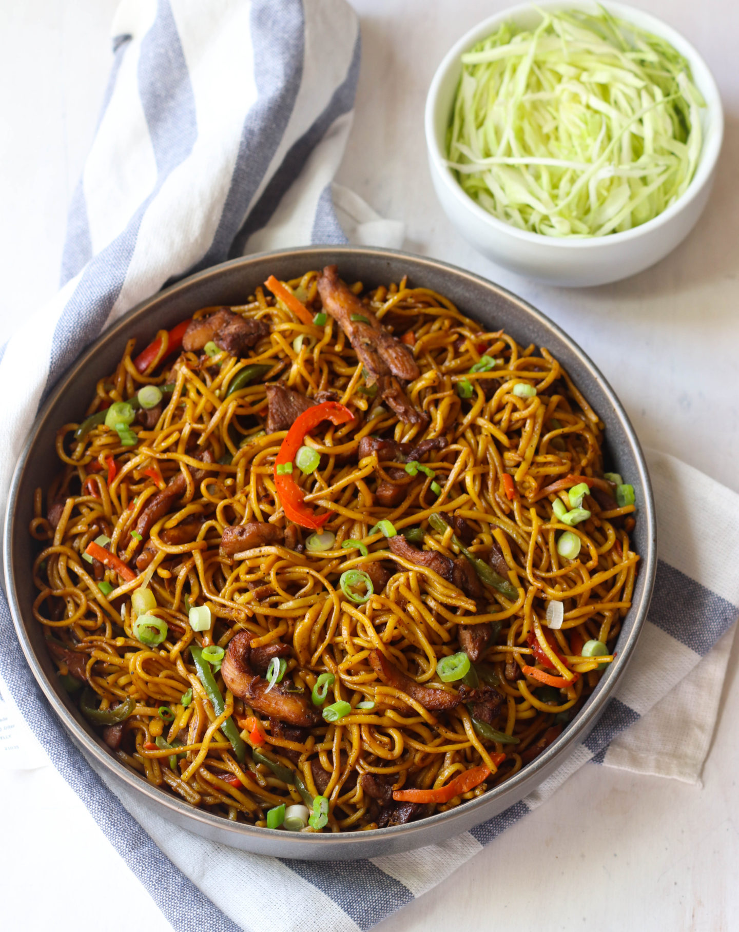 Chicken Chow Mein Jehan Can Cook
