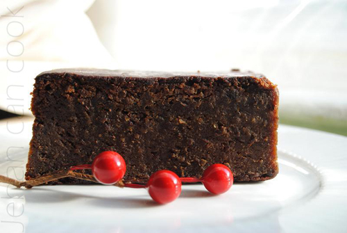 Guyanese Black Cake Jehan Can Cook