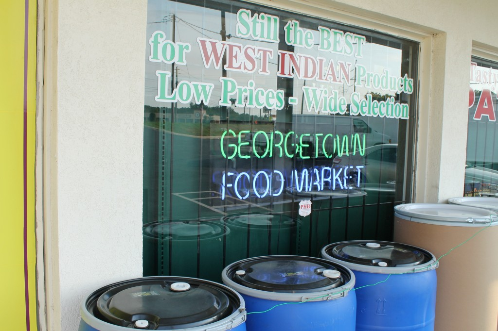 Where I shop: Georgetown Food Market - Jehan Can Cook
