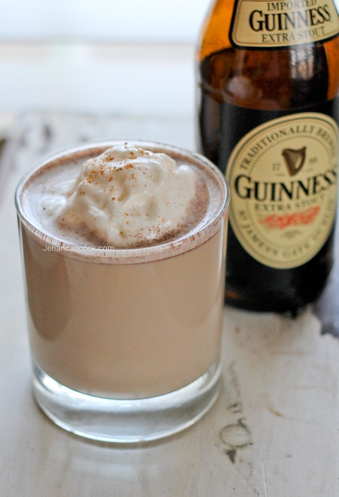JAMAICAN GUINNESS PUNCH - Jehan Can Cook