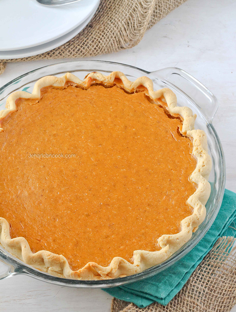 Sweet Potato Pie-1-3