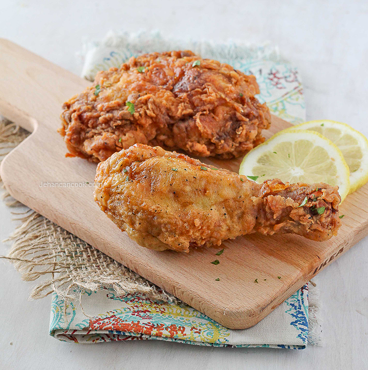 Caribbean Fried Chicken