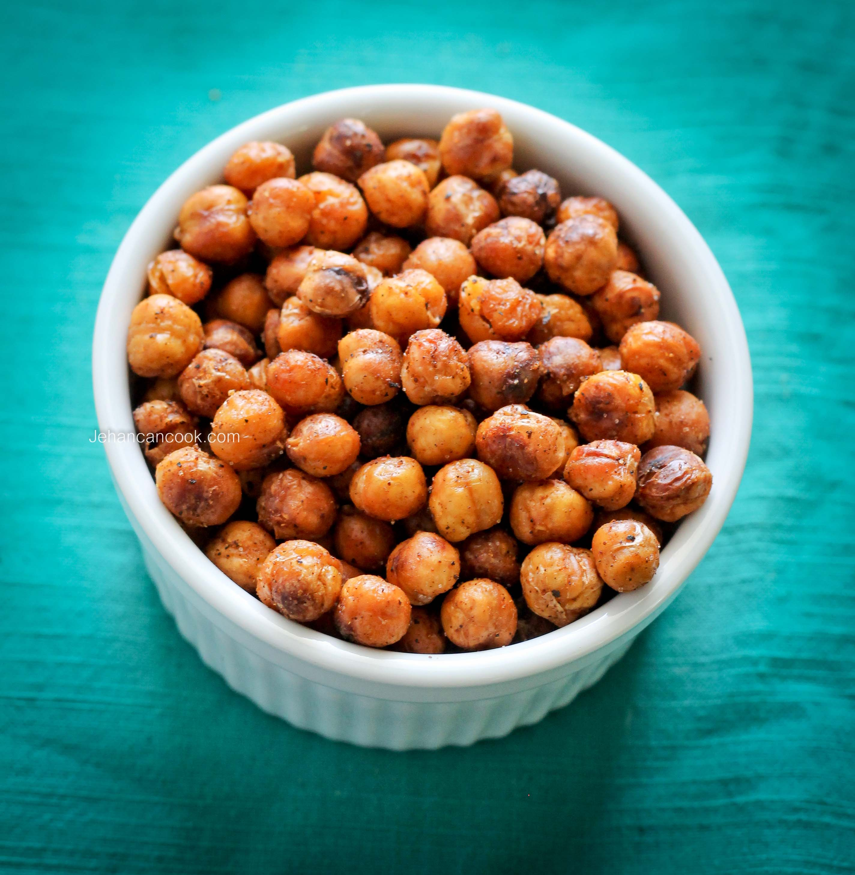 Spicy Roast Chickpea-1-5