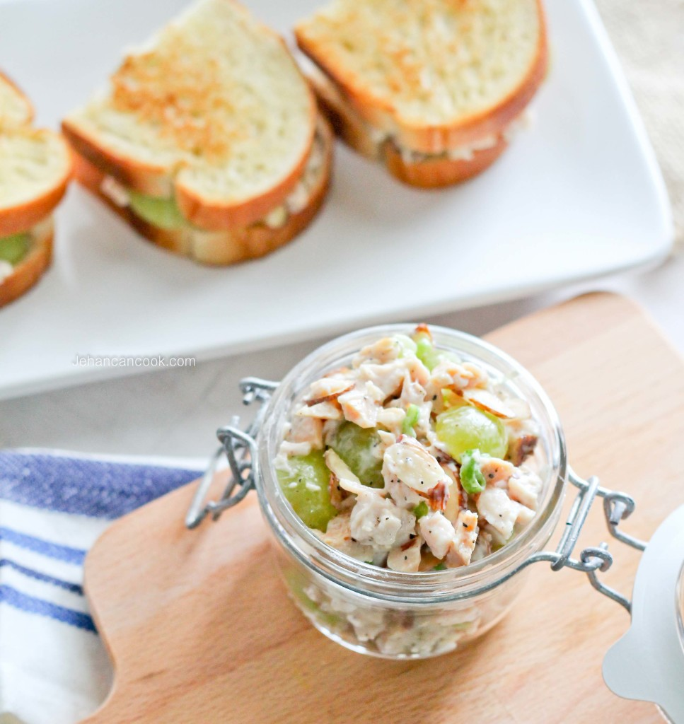 Chicken Salad Sandwich-1-2