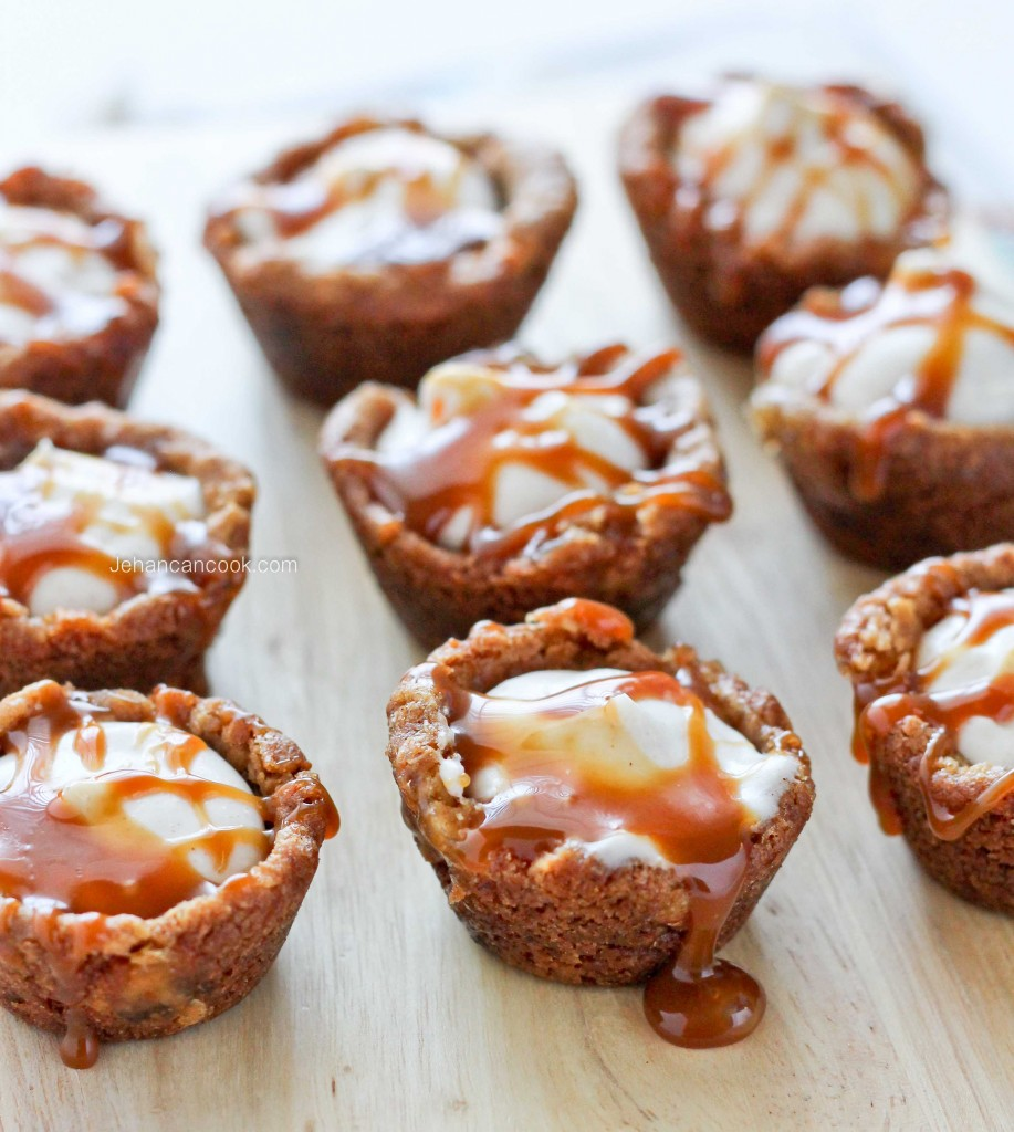 Harvest Apple Cookie Cups-1-14