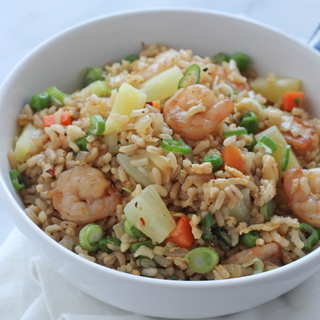Shrimp and Pineapple Fried Rice (1 of 1)-10