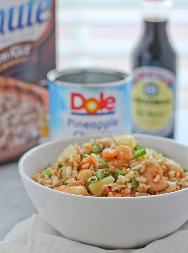 Shrimp and Pineapple Fried Rice (1 of 1)-5