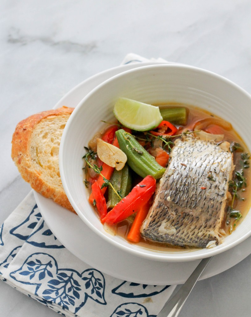 Steamed Fish (1 of 1)