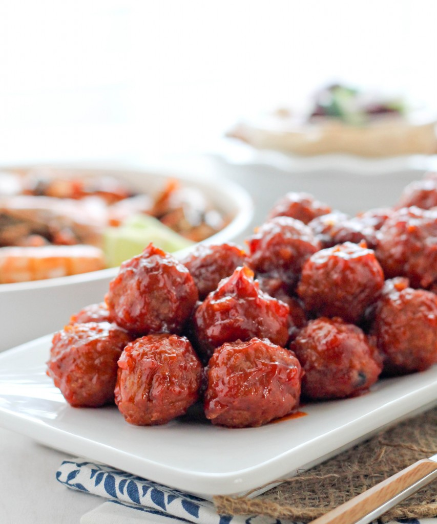 Honey Garlic Meatballs (1 of 1)-2