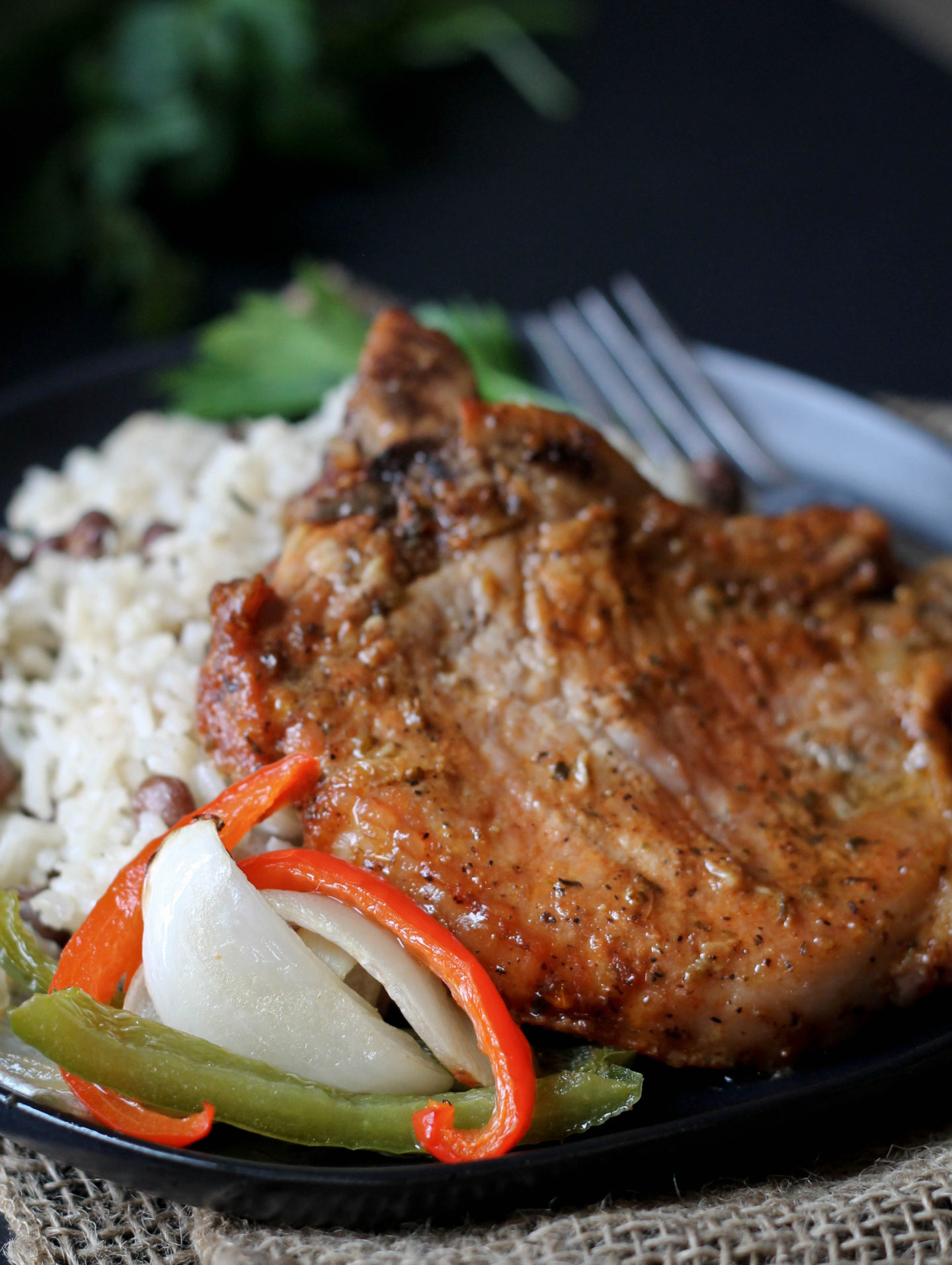 How to make juicy, tender and delicious Baked Pork Chops
