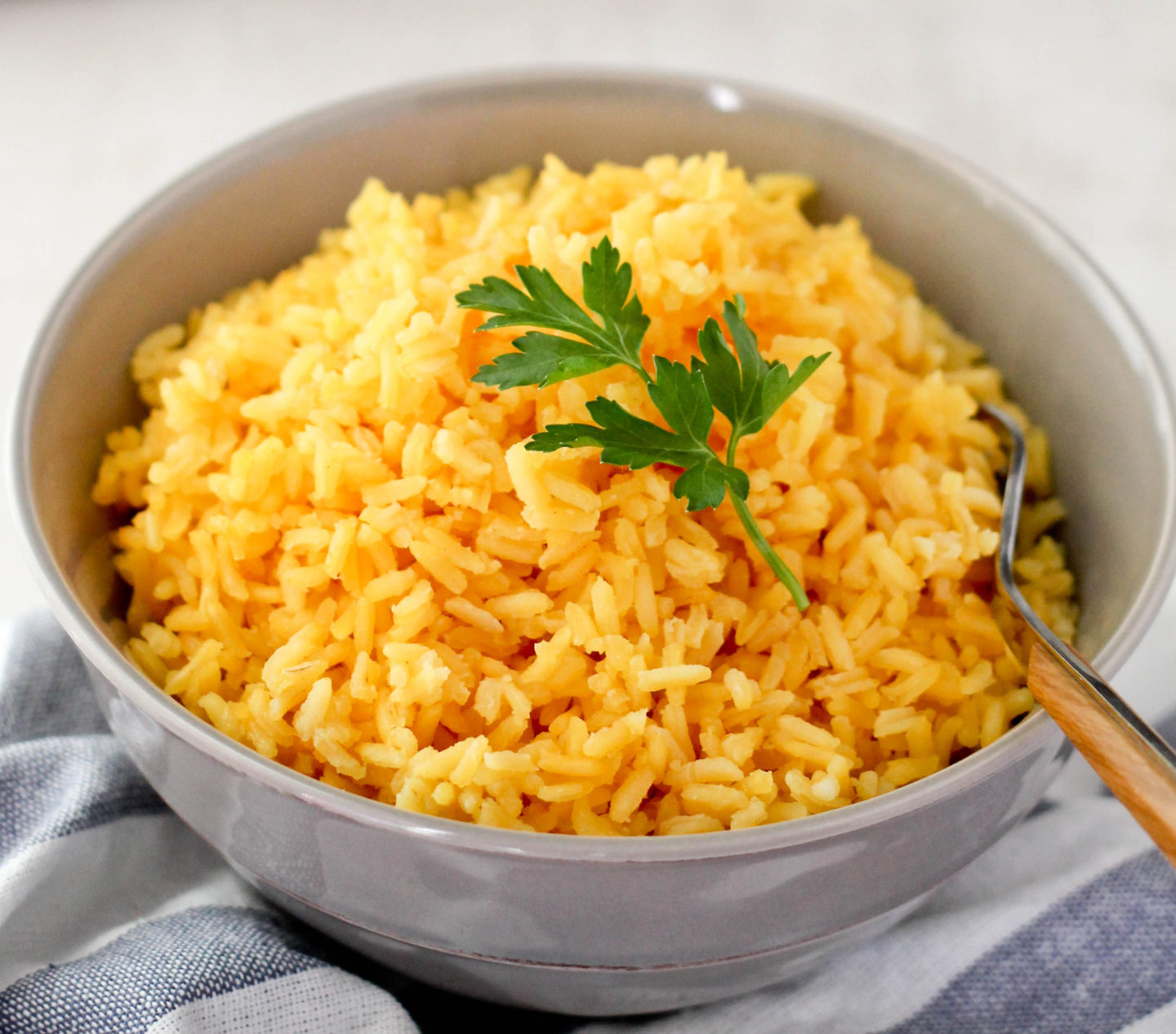 5 Ingredient Yellow Rice Jehan Can Cook