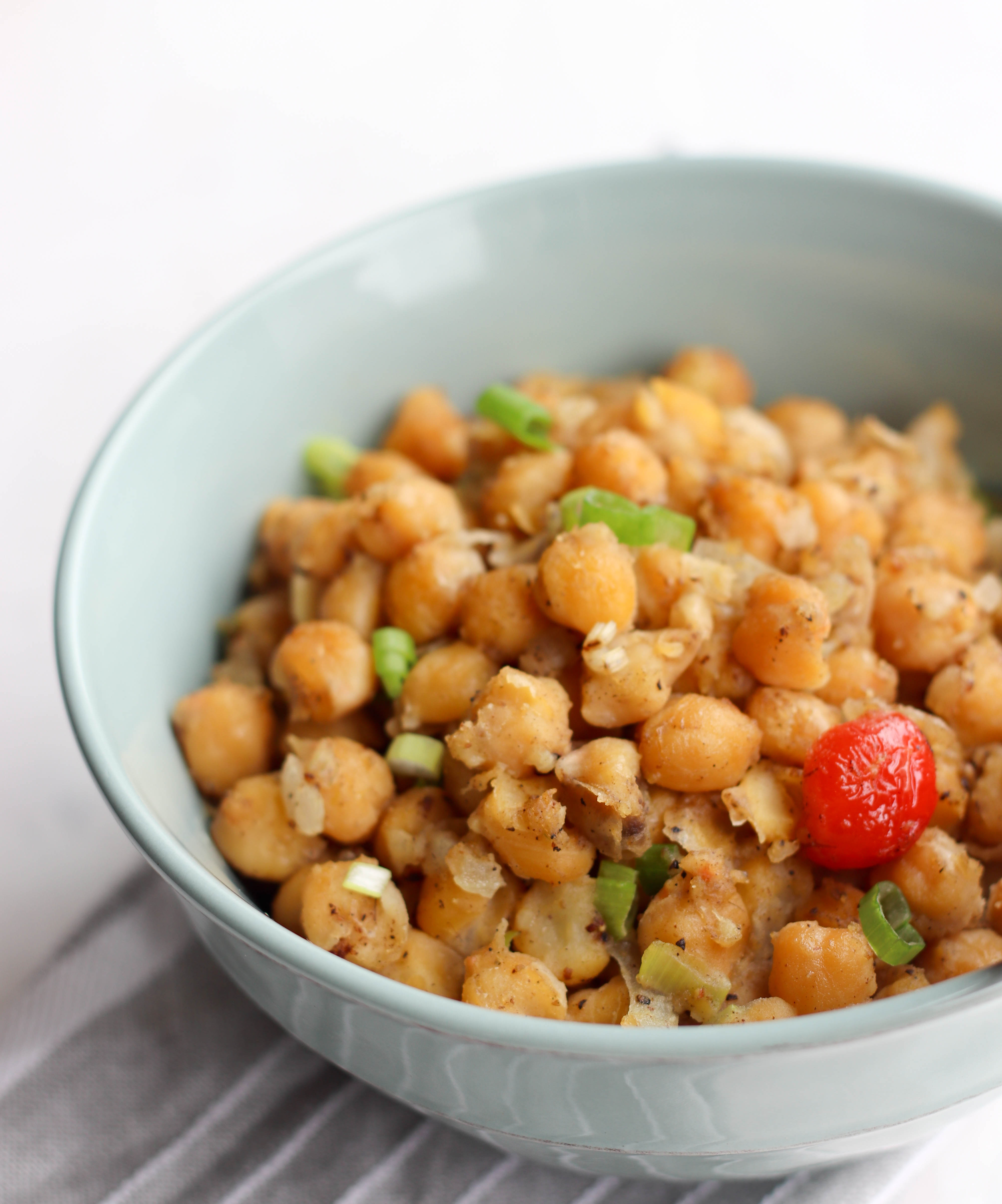 HOW TO COOK CHICK PEAS IN A PRESSURE COOKER