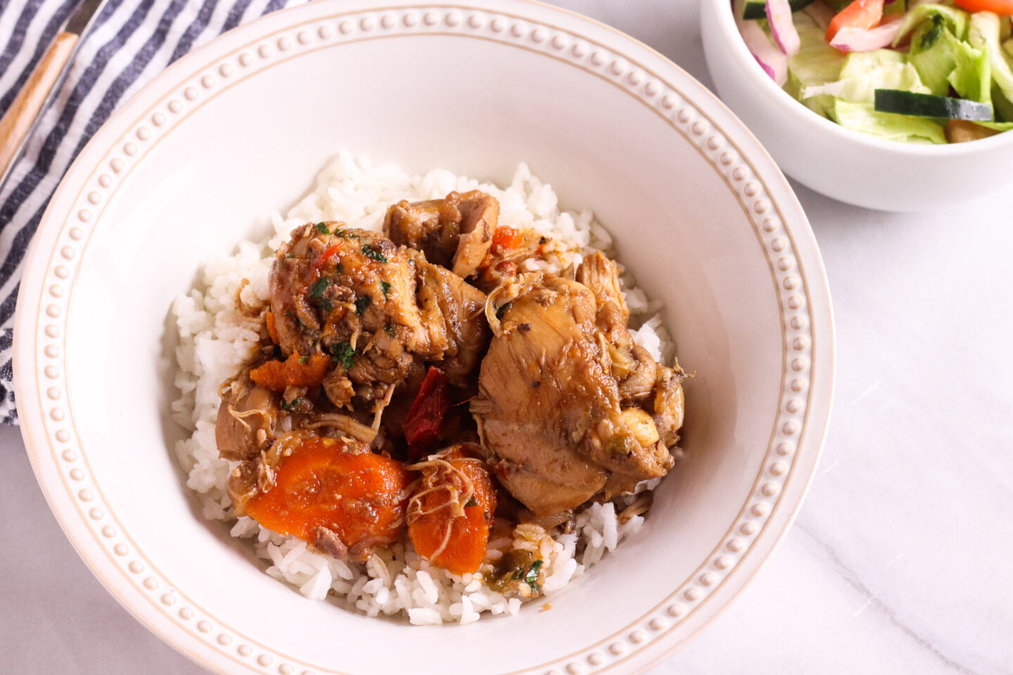 Savory Chicken Stew